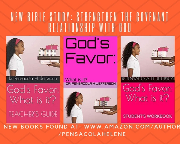 GOD'S FAVOR BIBLE STUDY SET